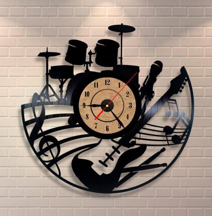 Музыкальные настенные часы