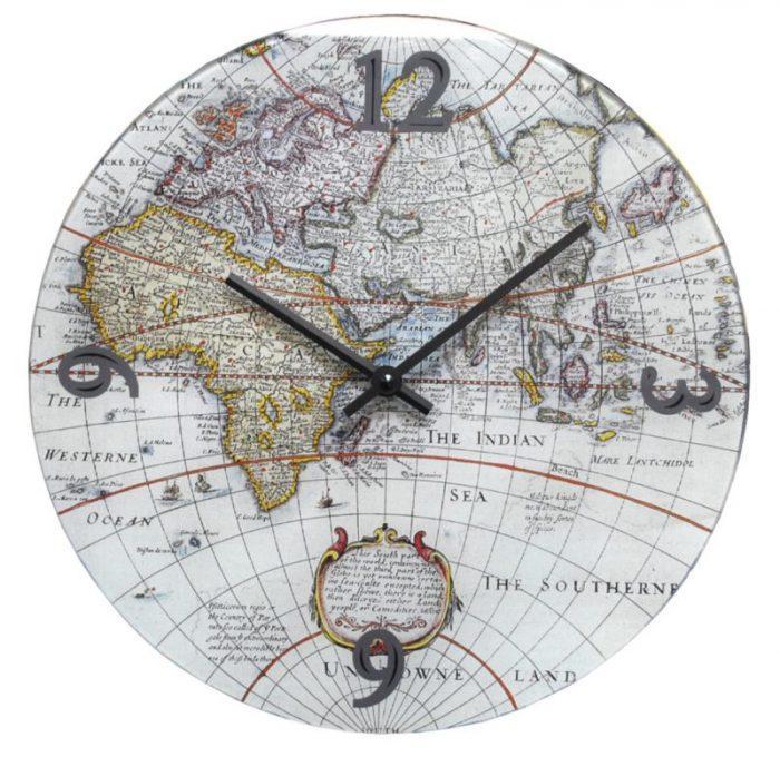 Настенные часы прекрасно будут смотреться в интерьере, если сделать их своими руками