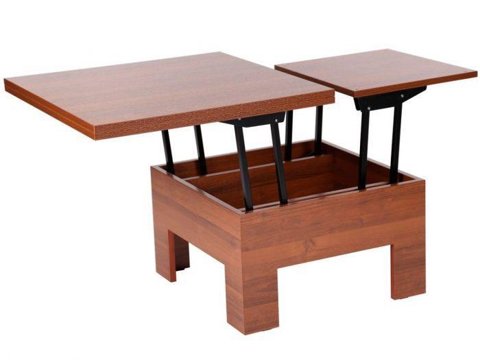 Раскладные столы компактны и практичны