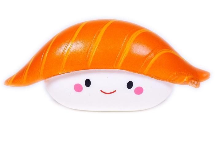 Сквиши в виде суши