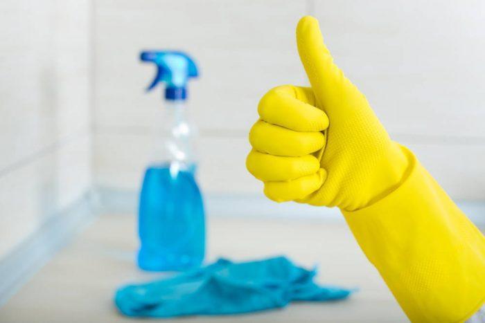Простые советы по уборке