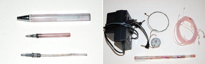 Основой послужит ручка или автоматический карандаш.jpg