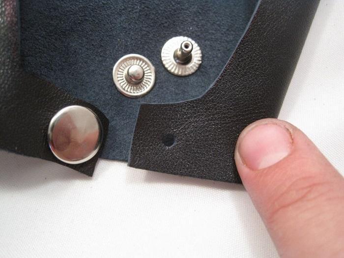 Нижняя часть кнопки