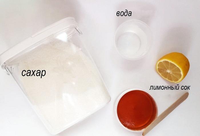 Паста готовится из простых ингредиентов