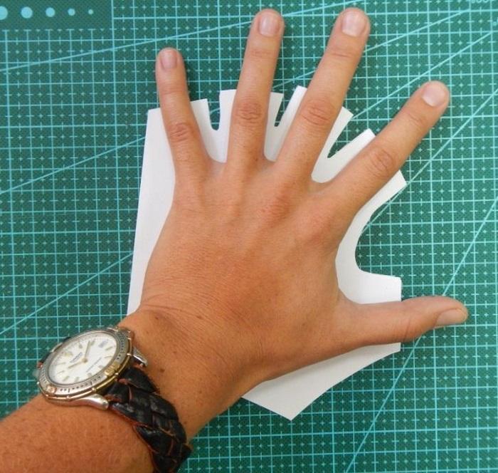 Важно правильно рассчитать размер выкройки