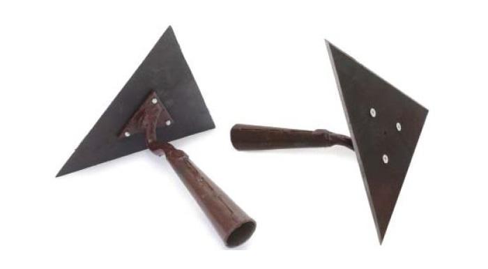 Всесторонне острая треугольная тяпка