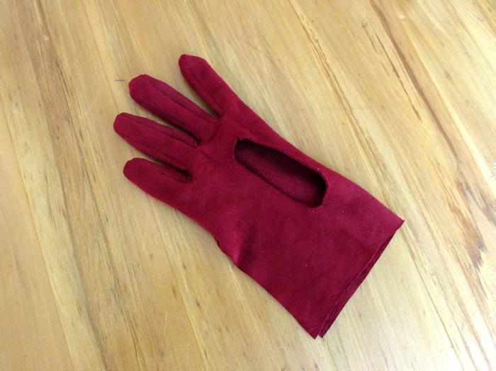 Вывернутая перчатка