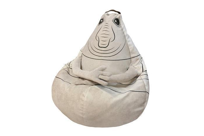 Кресло-мешок в виде Ждуна