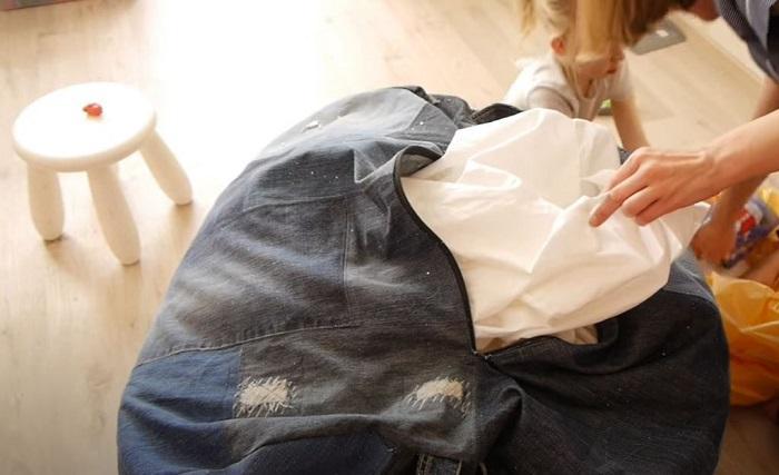 Чехол во внешнем мешке