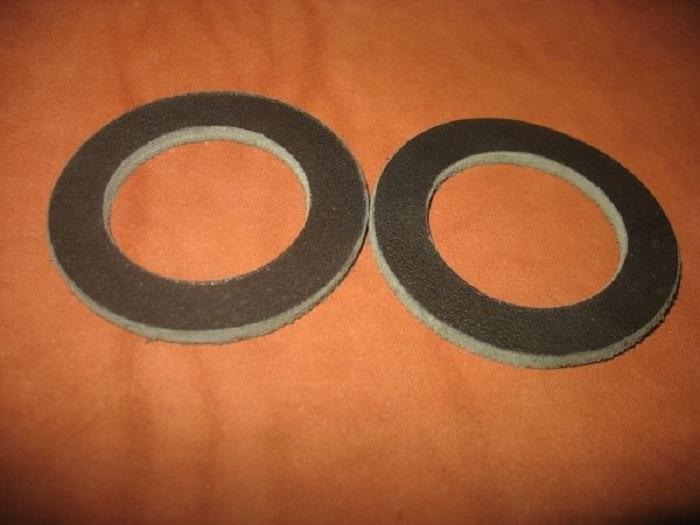 Кожаные кольца для крепления