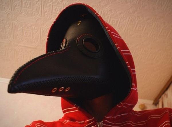 Можно и примерить маску