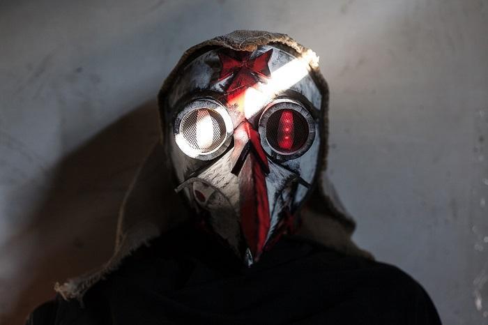 Современная версия маски
