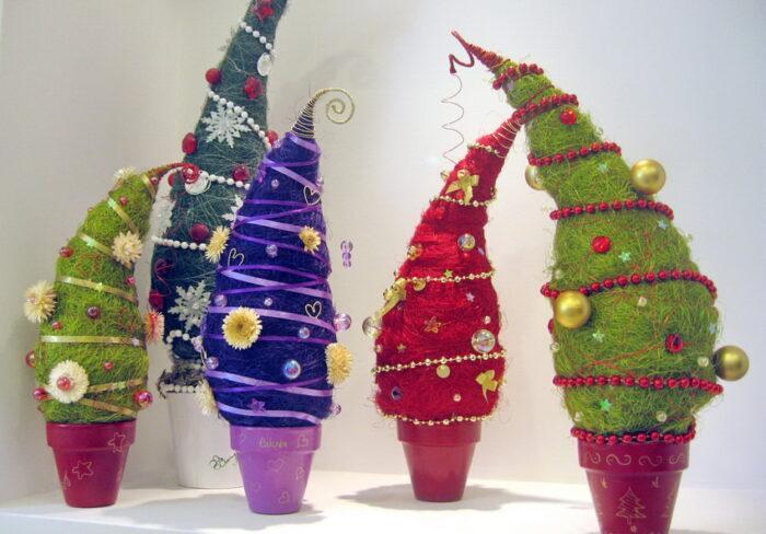 Новогодние елочки в подарок