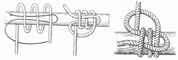 как вязать узлы1