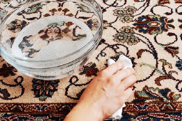 способы очистки ковров2